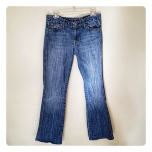 7 for All Mankind ,A Pocket, 31 Jeans